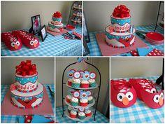 Cute Elmo Party