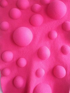 bubbles in pink