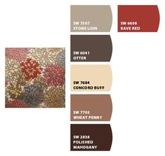 Coordinating Paint Colors On Pinterest Woodlawn Blue