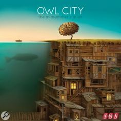 Owl City on Pro Tools - I spend a lot of times using Waves plug-ins and [McDSP] Filterbank E6 and Massenburg [EQ]s and Sound Toys. Those are the staples.""