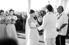A picture perfect wedding on Oceanfront Lawn Photo by @Joanna Tano