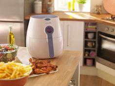 Philips AirFryer Healthier Oil-Free Fryer #Kitchen #Gadget