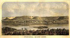 Winona, Minnesota, 1866 www.visitwinona.com