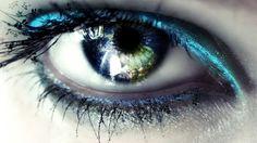 metallic eye | Metallic Eye Wallpapers, Metallic Eye Myspace Backgrounds, Metallic ...