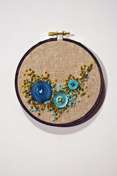 Cute French knots