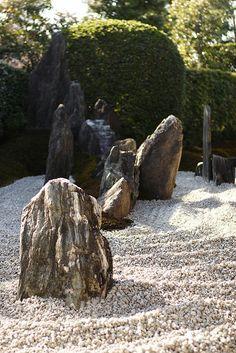 Stone Garden by mrhayata, via Flickr