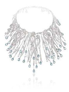 Chopard Parrot Necklace