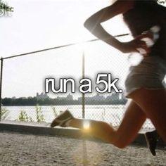 bucketlist, life, buckets, half marathons, the color run, fitness goals, walk, running, bucket lists