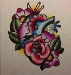 Tattoo ideas on pinterest anatomical heart tattoos for Atomic tattoo lakeland fl