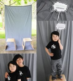 photo booths!