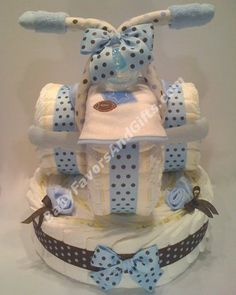 Tricycle diaper cake base #tricycleDiaperCake