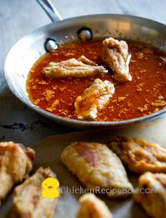 How to Cook Chicken Buffalo Wings : Bake vs. Fry vs. Pre-Poached & Pre-Steamed