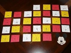 Check out this super cute Disney Vacation Countdown that you can make to help your family get ready for the Disney magic.