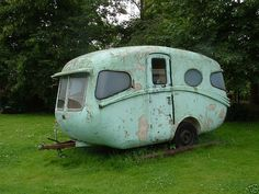 Unrestored Willerby Vogue