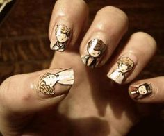One Direction Nail Art Pictures, Tumblr Photos of 1D Nail Designs | Teen.com