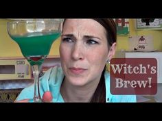 Witch's Brew FRIDAY! - YouTube
