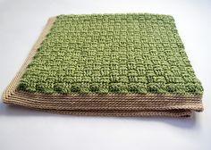 Ravelry: Project Gallery for Basket Weave Afghan Baby Blanket pattern by Joanne Loh