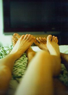 kiss, leg, sunday morning, morning routines, bed