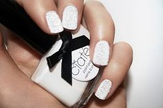 Jayeon Kim's pick: White nails