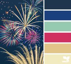 firework hues
