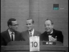 Smothers Brothers - What's My Line?