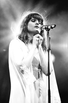 The one and only Florence Welch