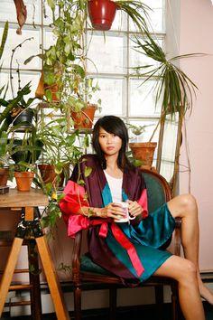 kimono robe pattern, silk robe, kimono robe sew, free pattern, dress gown, kimono style, sewing patterns