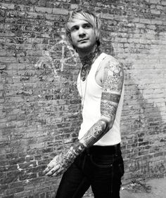 Craig Owens. It's gonna be fucking crazy to finally meet you tomorrow.