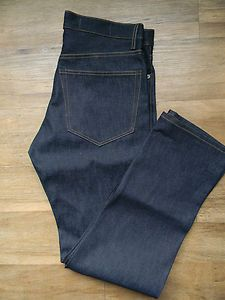 Just added today: New without tags Imogene + Willie Barton Slim Cone Mills selvage denim (Made in USA)