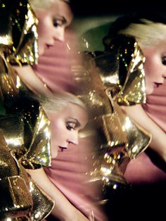Daphne Guinness by Bryan Adams for Zoo Magazine 2010