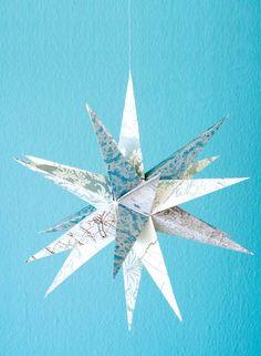 Fold a paper star