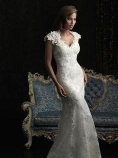 Allure wedding dresses!