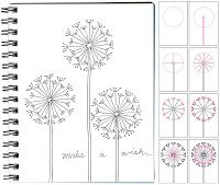 Art Projects for Kids: How to Draw a Dandelion -- You know this is making my day right now!