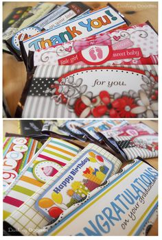 Candy Bar Wrapper Printables for any occasion
