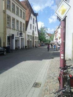 Hasestraße in Osnabrück