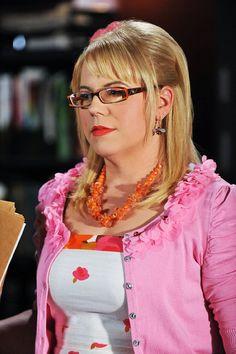 Kirsten Vangsness in Criminal Minds as Penelope Garcia