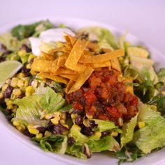 the chew | Recipe  | Daphne Oz's Nacho Salad