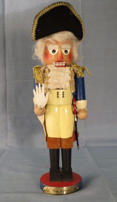 Steinbach Nutcracker George Washington American Presidents Limited Edition | eBay