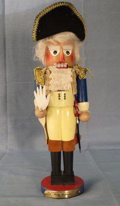 Steinbach Nutcracker George Washington American Presidents Limited Edition | eBay