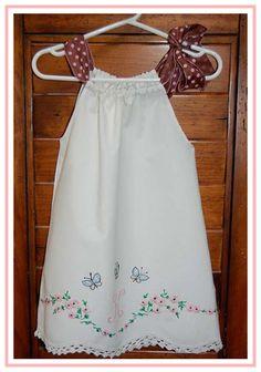 Sew Sweet Patterns: Pillowcase Dress Tutorial!