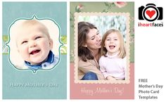 Free Mothers Day Card templates  http://mufninc.blogspot.co.nz/2011/05/free-printable-mothers-day-card-last.html