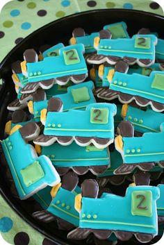 choo choo! train party