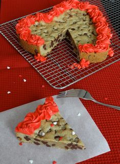 Cookie Cake! The greatest food on Earth.