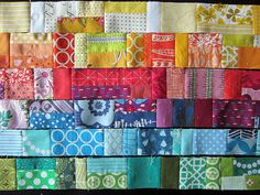 ooh. ah. Stitched in Color blogspot color intensive class.