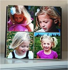 How to Make a Photo Tile Collage…