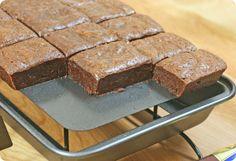 Tuesdays With Dorie: Rick Katz's Brownies for Julia