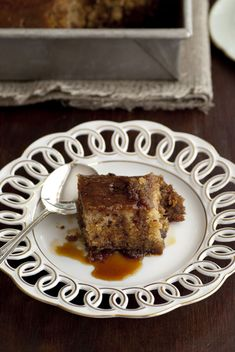 Sticky Toffee Coffee Pudding recipe