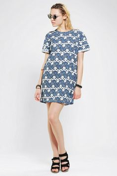 The Fates By Stolen Girlfriends Club Tee Dress #urbanoutfitters