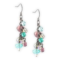 Fair Trade Champagne Earrings from fairindigo.com