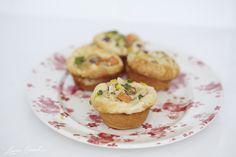 Mini Chicken Pot Pies